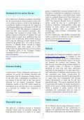 Newsletter 11 - March 2011 - EFCA - Page 4