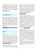 Newsletter 11 - March 2011 - EFCA - Page 6
