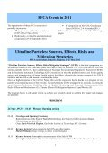 Newsletter 11 - March 2011 - EFCA - Page 7