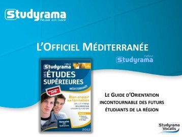 l'officiel - Studyrama
