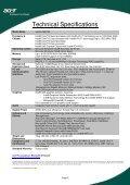Veriton M670G - Nettailer - Page 2