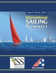 ISS Preliminary Brochure - Sandringham Yacht Club