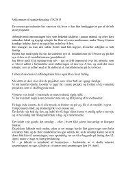 Du kan hente hele formandens tale HER - pdf i nyt ... - Toreby Sejlklub
