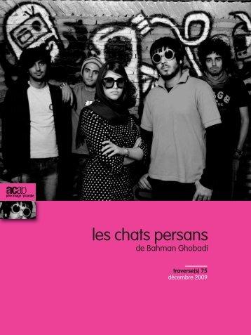 """n°75 : """"Les Chats Persans"""" - ACAP • Cinéma • Pôle Image Picardie"""