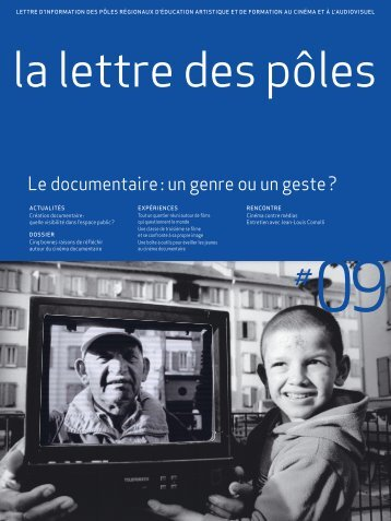 Le documentaire : un genre ou un geste ? - Festival International du ...