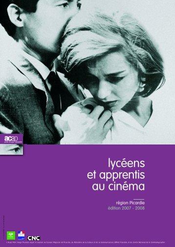 Plaquette-programme 2007-2008 - ACAP • Cinéma • Pôle Image ...