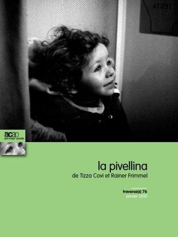 """Janvier - n°76 : """"La Pivellina"""" - ACAP • Cinéma • Pôle Image Picardie"""