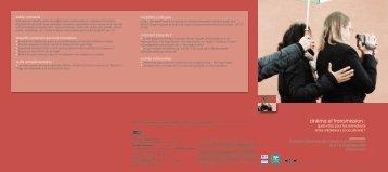 Programme 2010 - ACAP • Cinéma • Pôle Image Picardie