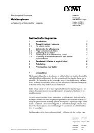 Indholdsfortegnelse - Toreby Sejlklub