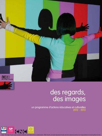 Programme 2012-2013 - ACAP • Cinéma • Pôle Image Picardie