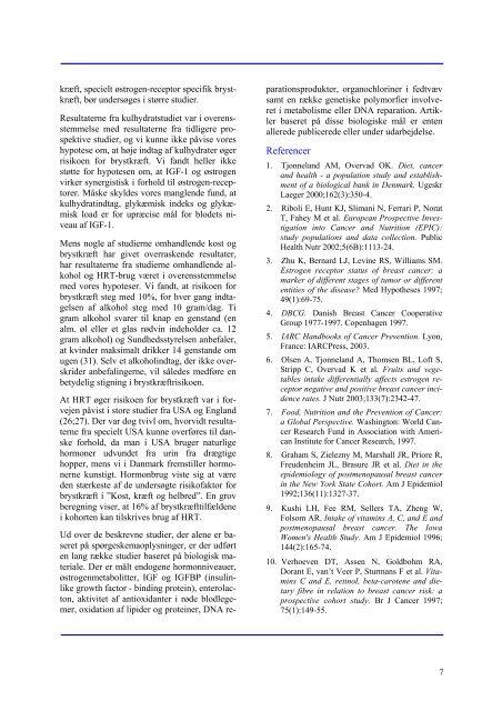 Kvartære ammoniumforbindelser - Sundhedsstyrelsens Rådgivende ...