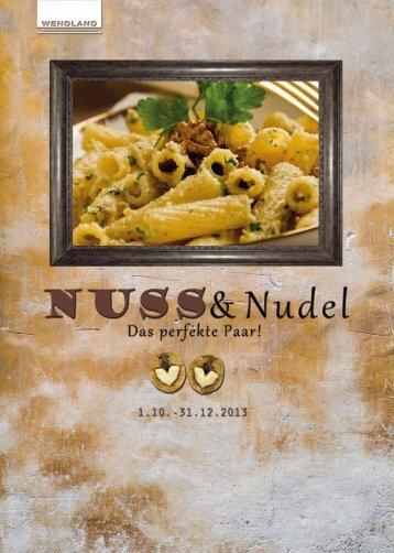 """""""Nuss & Nudel – Das perfekte Paar"""" herunterladen (PDF) - Wendland"""