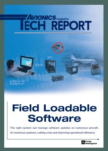 Field Loadable Software - Teledyne Controls