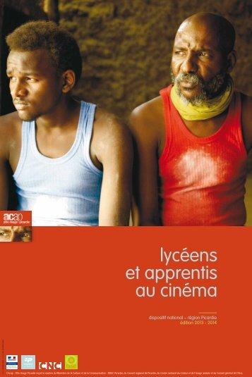 dispositif national – région Picardie édition 2013 ... - ACAP Cinéma