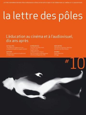 Lettre des pôles - Festival International du Court Métrage à Clermont ...