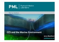 Introduction to marine issues