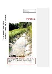 1. Bilag 1: Forslag til Spildevandsplan 2011-2014 (Spv2011-2014.pdf)