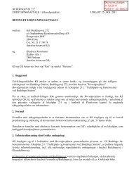 3. Bilag 3: Udbygningsaftale 1 (Bilag 3.pdf) - Gladsaxe Kommune