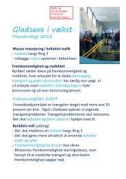 Gladsaxe i vækst - Gladsaxe Kommune