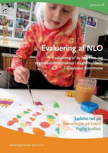Evaluering af NLO - Ny ledelses - Gladsaxe Kommune
