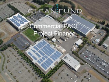 financing perspective - The Vote Solar Initiative