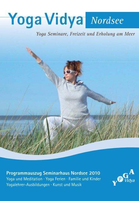 Willkommen bei Yoga Vidya Nordsee!