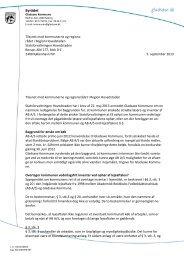 Byrådet - Gladsaxe Kommune
