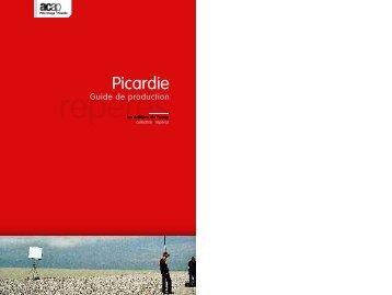 Le guide de production 2006 - ACAP • Cinéma • Pôle Image Picardie
