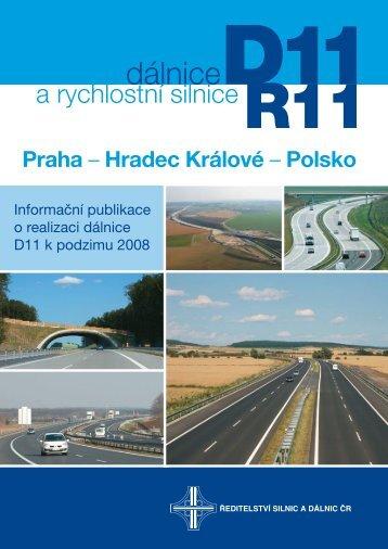 ŘSD: dálnice D11 - CeskeDalnice.cz