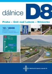 dálnice D8 - Ředitelství silnic a dálnic ČR
