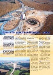 dokument o výstavbě dálnice D5, stavbě 0510/II ... - CeskeDalnice.cz