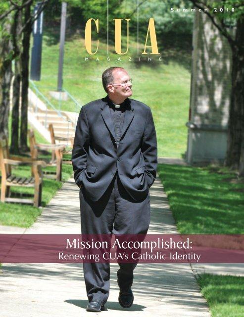 Download Pdf Cua Magazine The Catholic University Of America