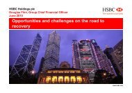 Opportunities and challenges on the road recovery