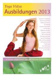 in Ausbildung - Yoga Vidya