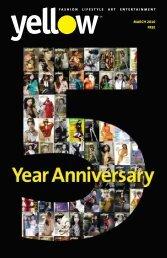 MARCH 2010 FREE - Yellow Magazine