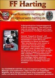 Ehrenamt - Feuerwehr Harting