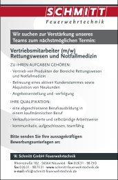 Schmitt Feuerwehrtechnik