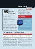 Kabelfernsehen liefert weiter- hin bewährtes Analog-TV - Yetnet - Seite 3