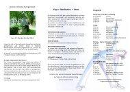 Flyer zum Runterladen - Yogatreff-Trier.de