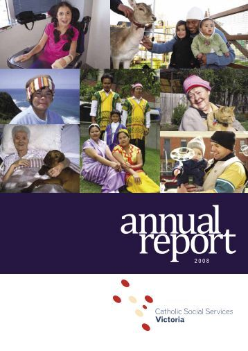 2008 - Catholic Social Services Melbourne
