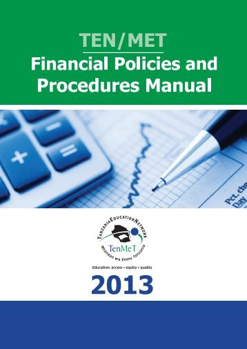 TENMET Financial Policies & Procedures Manual - Tanzania ...
