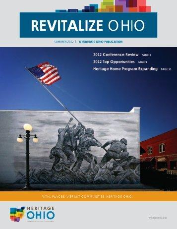 Summer 2012 - Heritage Ohio