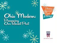 Ohio Modern: Preserving Our Recent Past – Dayton ... - Heritage Ohio
