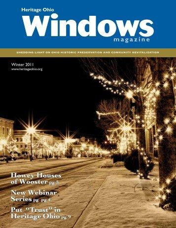 Howey Houses of Woosterpg 3 New Webinar Put ... - Heritage Ohio