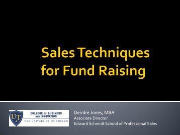 Deirdre Jones, MBA - Heritage Ohio