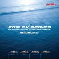 FX CRUISER SHO FX SHO FX CRUISER HO - Yamaha Motor New ...