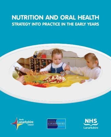 Nutrition and Oral Health - NHS Lanarkshire