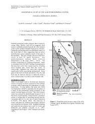 GEOCHEMICAL STUDY OF THE ALID HYDROTHERMAL SYSTEM ...