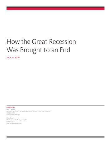 the impact of the 2008 recession on the united states economy While in 2008 and 2009 the united states experienced bank failures, bailouts, and the worst recession since the 1930s, canada had no bank failures, no bailouts, and its recession was less severe than either that of the early 1980s or early 1990s.