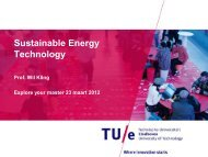 Sustainable Energy Technology - Explore Your Master 2013